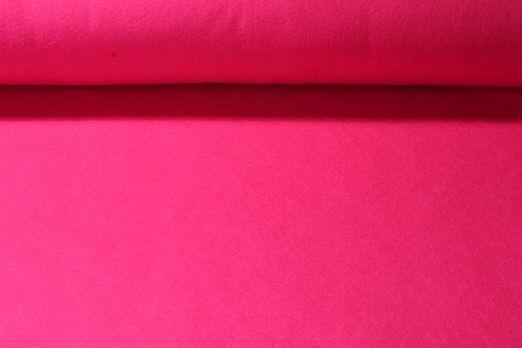 Stickfilz waschbar 1,5mm - Uni Pink