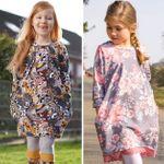 Kinder Kleid - Amelie - Schnittmuster eBook 001