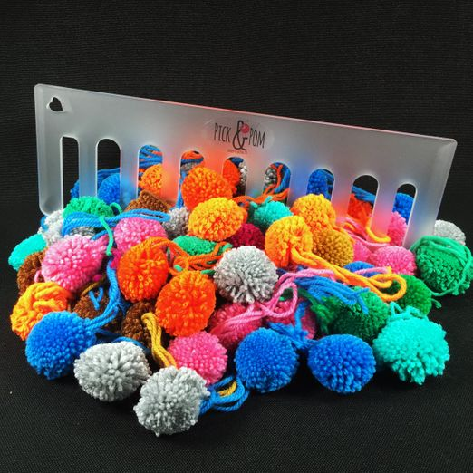 Pick & Pom - Pom-Pom-Werkzeug von Cherry Picking