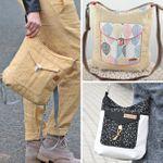 Tasche - Tinker Bag - Schnittmuster eBook 001