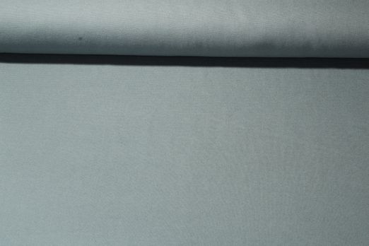 Jersey Mika - Pique Uni Dusty Mint