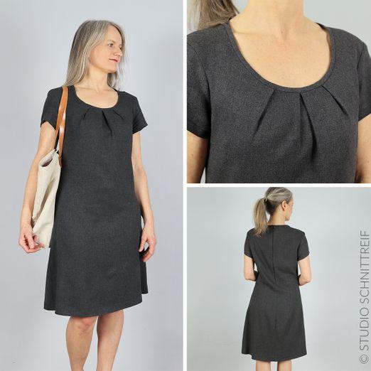Kleid - FRAU AMELAND - Schnittmuster eBook