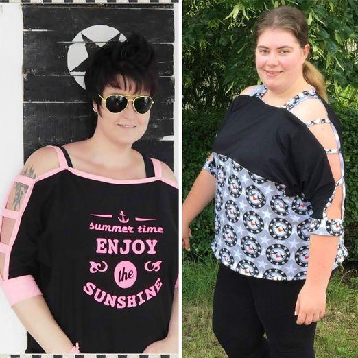 Shirt/Tunika - SummerWaves Big - Schnittmuster eBook