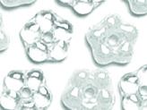 Gütermann Flower beads 1005