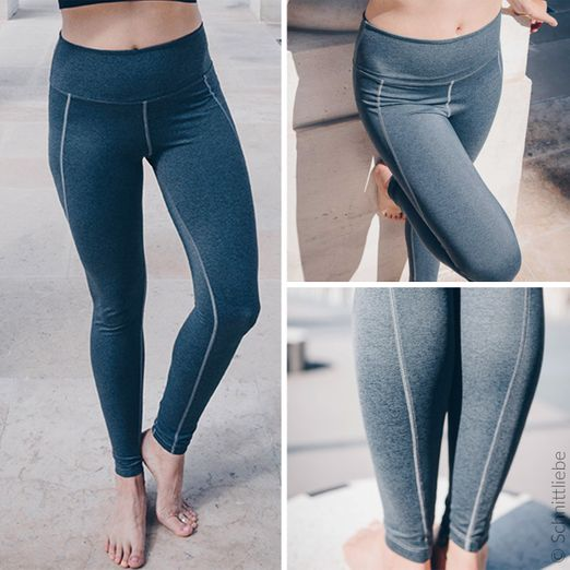 Leggings - Bali - Schnittmuster eBook