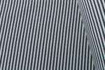 Bündchen geringelt - Midi Stripe Mint Grau 001