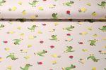 Jersey gemustert - Rollerblade Kroko Hellgrau Multicolor 001
