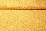 Viskose - Streublumen Gelb Multicolor 001