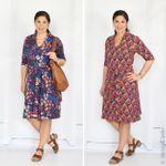 Shirt & Kleid - lillesol women No.44 Miaflora - Schnittmuster eBook 001