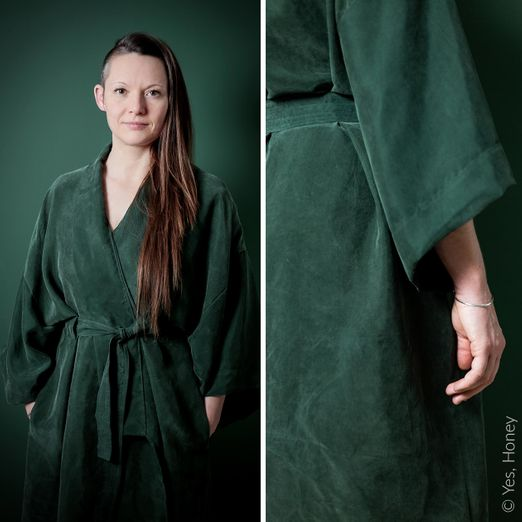 Kimono - #monokey - Schnittmuster eBook