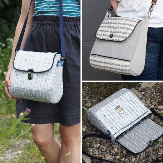 Damentasche - Alexia - Schnittmuster eBook