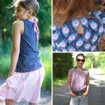 Shirt - Casual Girly Lif - Schnittmuster eBook 001