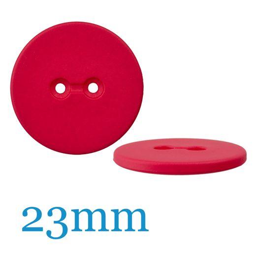 Polyesterknopf Social Plastic 23mm