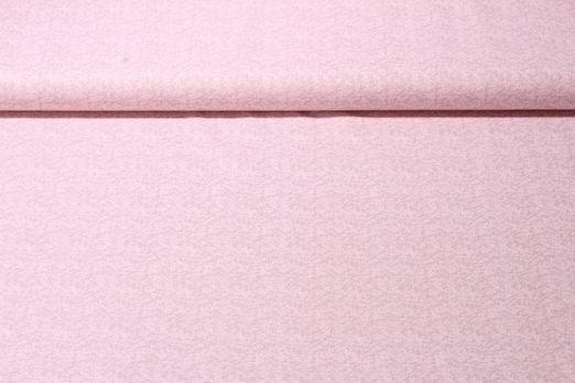 Baumwolle gemustert - Marmor Rosa