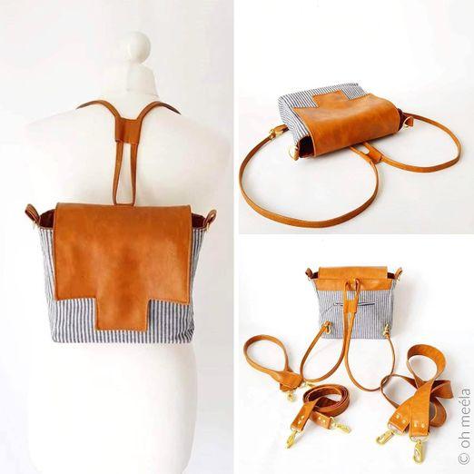 Tasche - Mini Janni Bag - Schnittmuster eBook