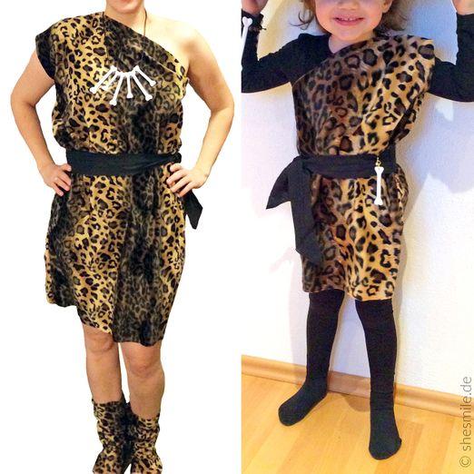 Kostüm - Steinzeit-Kleid Enya -  Schnittmuster eBook