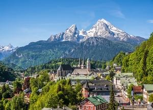 Berchtesgadener Land Wandern