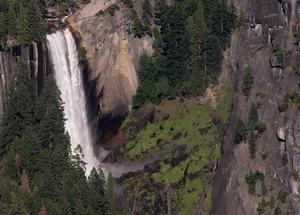 Wasserfälle Yosemite