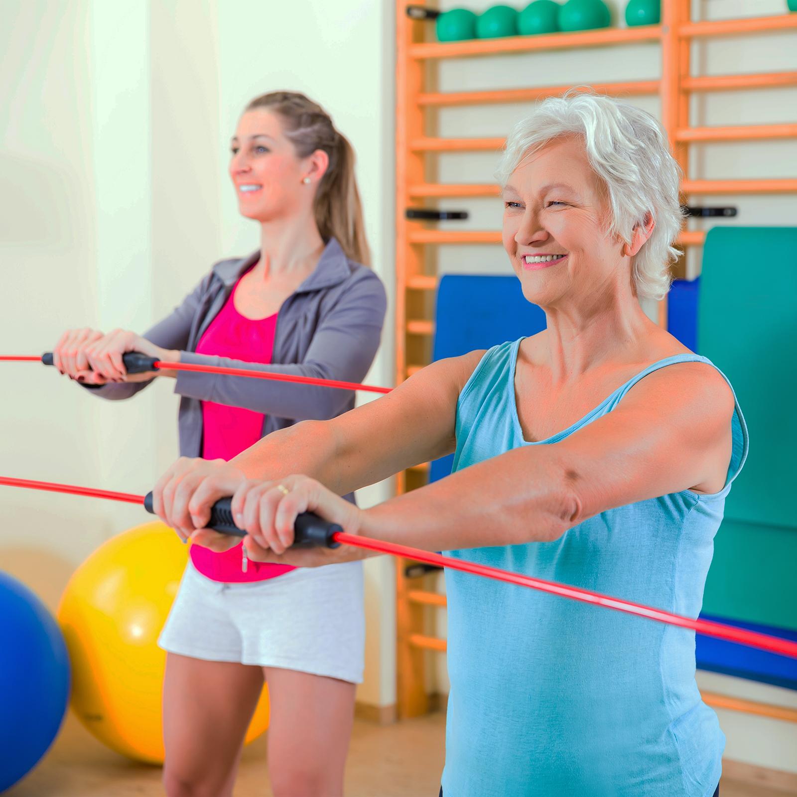 BB Sport Schwingstab Fitness Swingstick zum Trainieren der ...