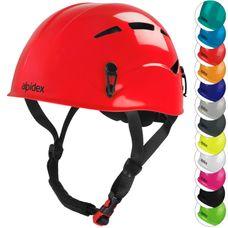 ALPIDEX Universal Kletterhelm für Herren und Damen Klettersteighelm in unterschiedlichen Farben