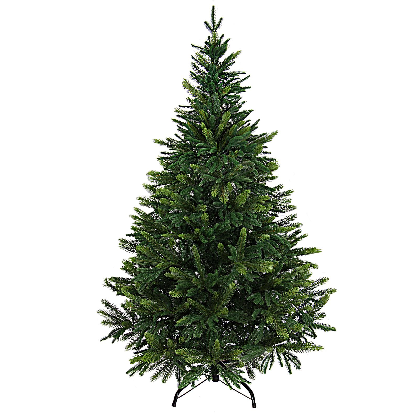 luxus christbaum k nstlicher weihnachtsbaum pe pvc. Black Bedroom Furniture Sets. Home Design Ideas
