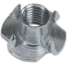 ALPIDEX 250 Einschlagmuttern M10 EDELSTAHL 13 mm Einschlaggewinde für Klettergriffe