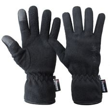 Fleece Handschuhe mit Thinsulate von ALPIDEX