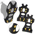 ALPIDEX Anti Rutsch Schuh Spikes Ice Grips in verschiedenen Größen 001