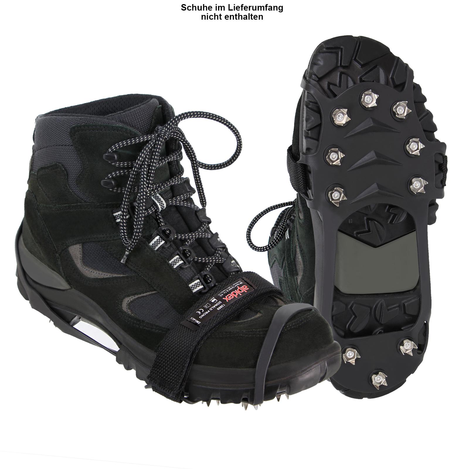 new arrival 79380 6a60b ALPIDEX Anti Rutsch Schuh Spikes Ice Grips in verschiedenen ...