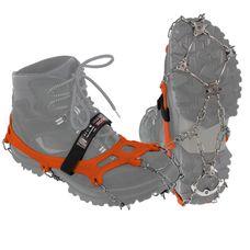 ALPIDEX Schuh Spikes Grödel Schneeketten für Schuhe in verschiedenen Größen