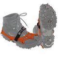 ALPIDEX Schuh Spikes Grödel Schneeketten für Schuhe in verschiedenen Größen  001