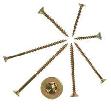 Spanplattenschrauben, Holzschrauben von BB Sport® in unterschiedlichen Größen