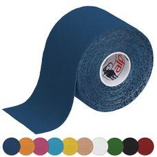 Kinesiologie Tape 5 m x 5 cm in verschiedenen Farben von ALPIDEX