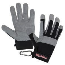 Klettersteighandschuhe Fullfinger Handschuhe von ALPIDEX