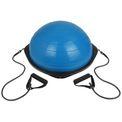 BB Sport Balance Ball mit Expander & Pumpe - Gymnastikball mit Zugbändern 001