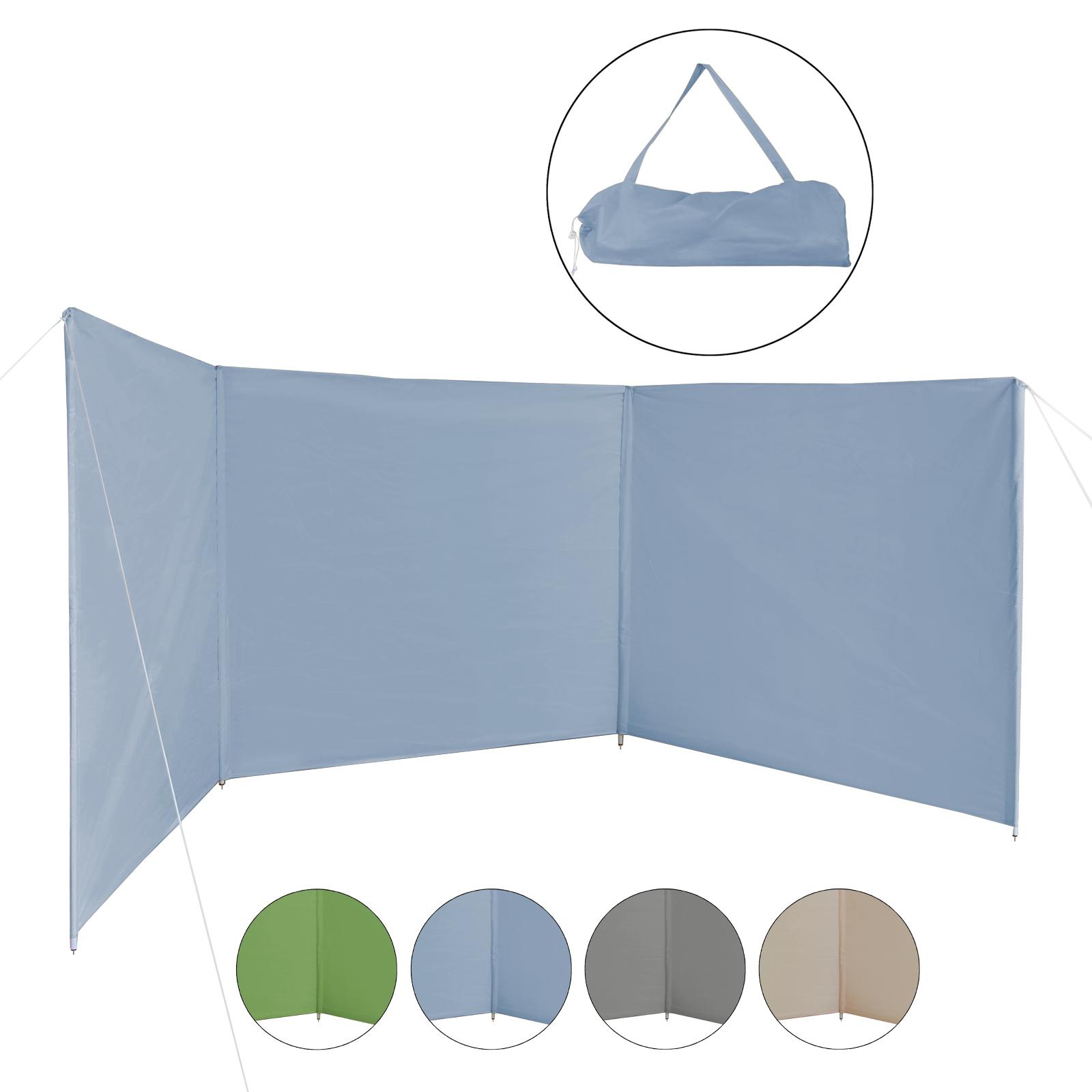 Windschutz Sichtschutz WINDERMERE 500 x 140 cm Garten Camping