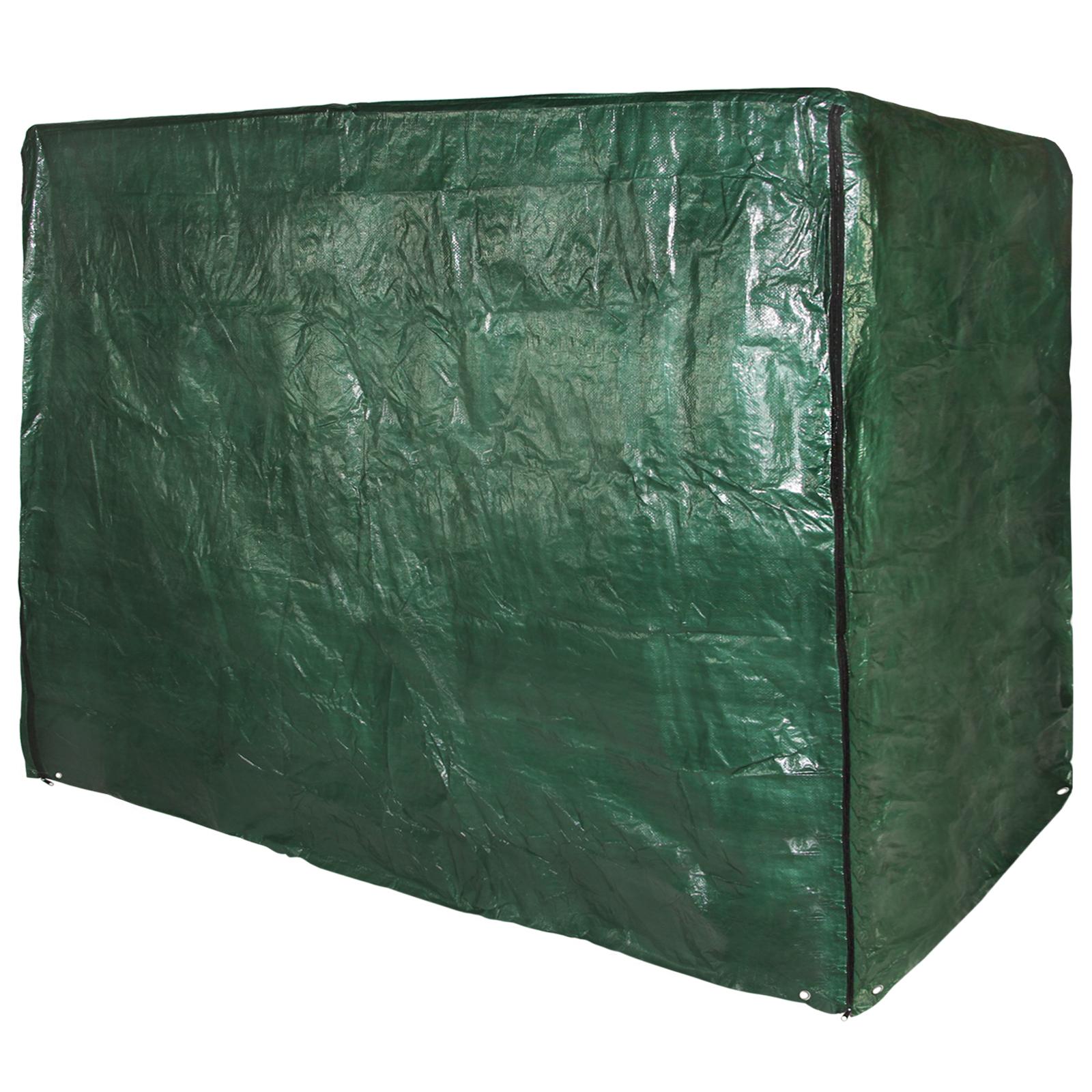 abdeckplane schutzh lle 215x150x150cm f r hollwoodschaukel abdeckung schutzplane ebay. Black Bedroom Furniture Sets. Home Design Ideas