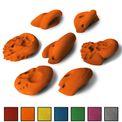 ALPIDEX 7 XL Mega Klettergriffe im Set verschieden geformte Henkelgriffe in vielen Farben 001