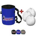 ALPIDEX Chalkbag in verschiedenen Farben inklusive 3 x Chalk Ball 35 g  001