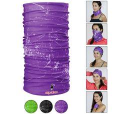 ALPIDEX  Multifunktionstuch / Schlauchschal Gesichtsschutz Mundschutz in vielen Farben