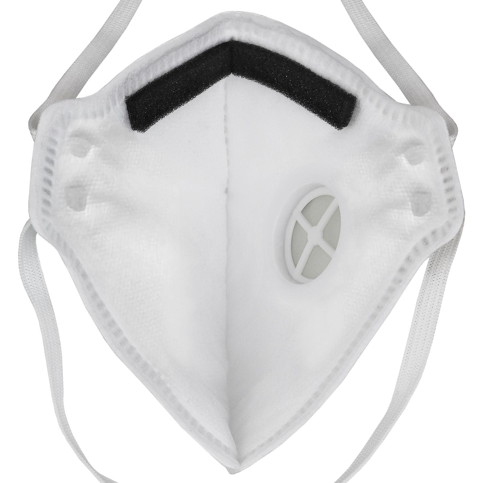 Mundschutz Atemschutzmaske FFP3 mit Ventil Maske ...