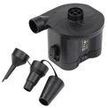 ALPIDEX batteriebetriebene elektrische Luftpumpe Elektropumpe Pumpe 001