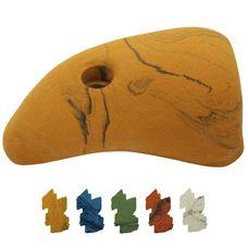 ALPIDEX Einzelklettergriff Henkel Größe L