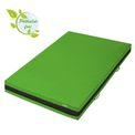 ALPIDEX Weichbodenmatte 200 x 100 x 20 cm mit Anti-Rutschboden und Tragegriffen  001