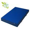 ALPIDEX Weichbodenmatte 200 x 100 x 25 cm mit Anti-Rutschboden und Tragegriffen  001