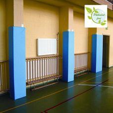 Prallschutz für Ecksäulen von ALPIDEX