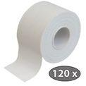 120 x ALPIDEX Sport-Tape 3,8 cm x 10 m Farbe: weiß  001