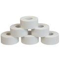 6 x ALPIDEX Sport-Tape 2,5 cm x 10 m Farbe: weiß  001