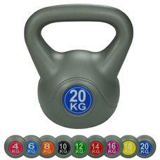 BB Sport Kugelhantel 4 kg - 20 kg Kettlebell