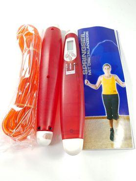 Digital Sprungseil Springseil Hüpfseil mit Zählfunktion Kalorienzähler (9)